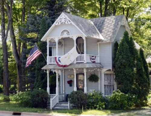 Old Glory is classic Victorian at its finest