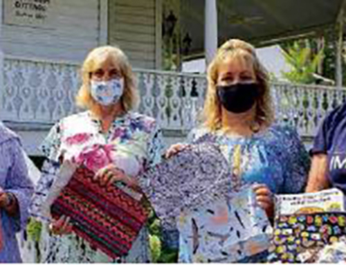 Bay View Woman's Council, Friendship Center of Harbor Springs partner for 'Pouches of Love'